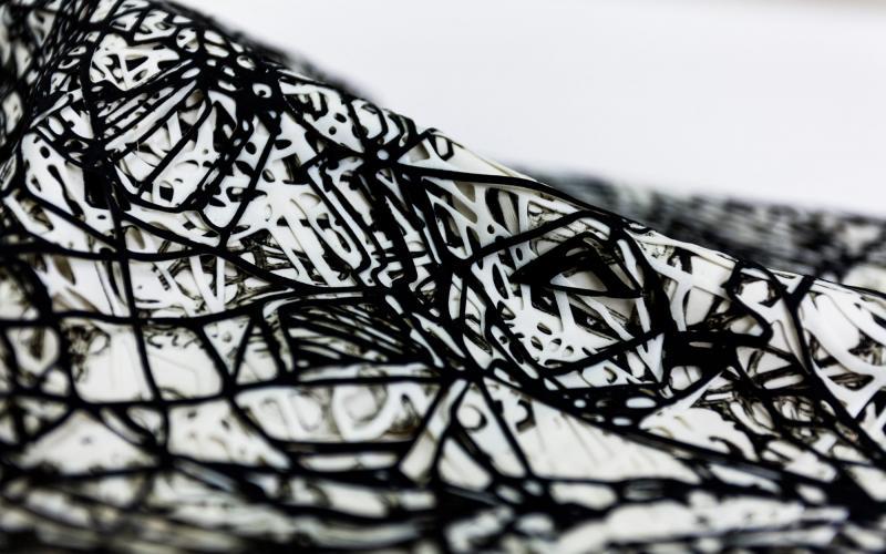 Kim Habers-Ceramic Drawing