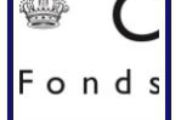 Logo Prins Claus Fonds.