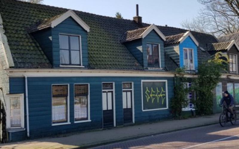Stadsherstel-zaanse huisjes